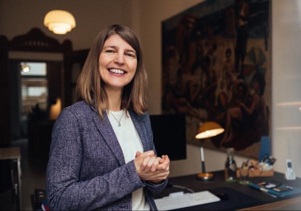 Anwältin für Familienrecht und Sozialrecht Katharina Behrens-von Hobe